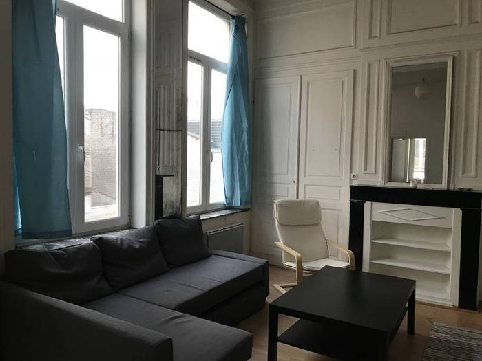Location Appartement Lille (59) 55m² 860€