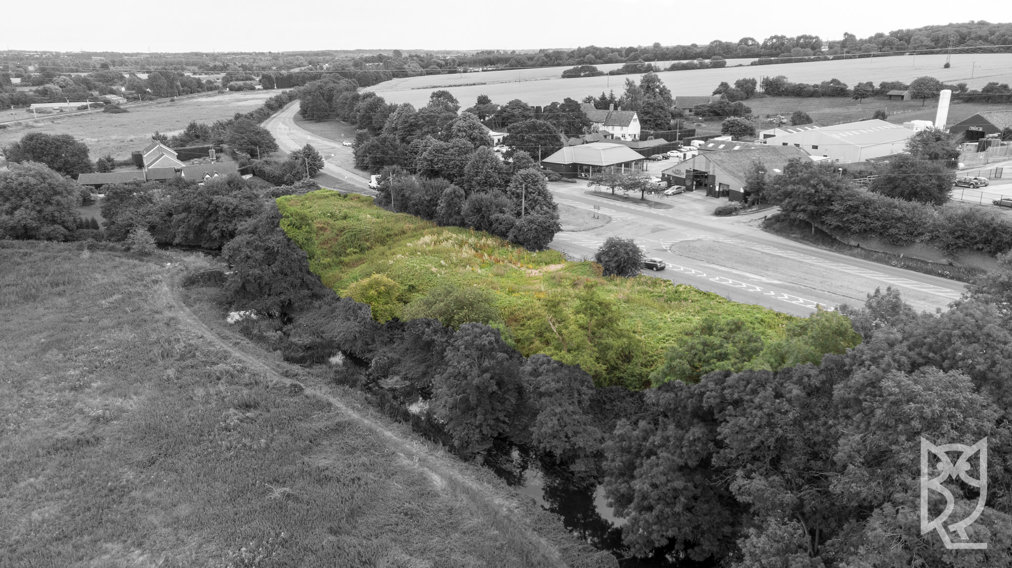 Land For Sale, Mid Suffolk   Mapio co uk