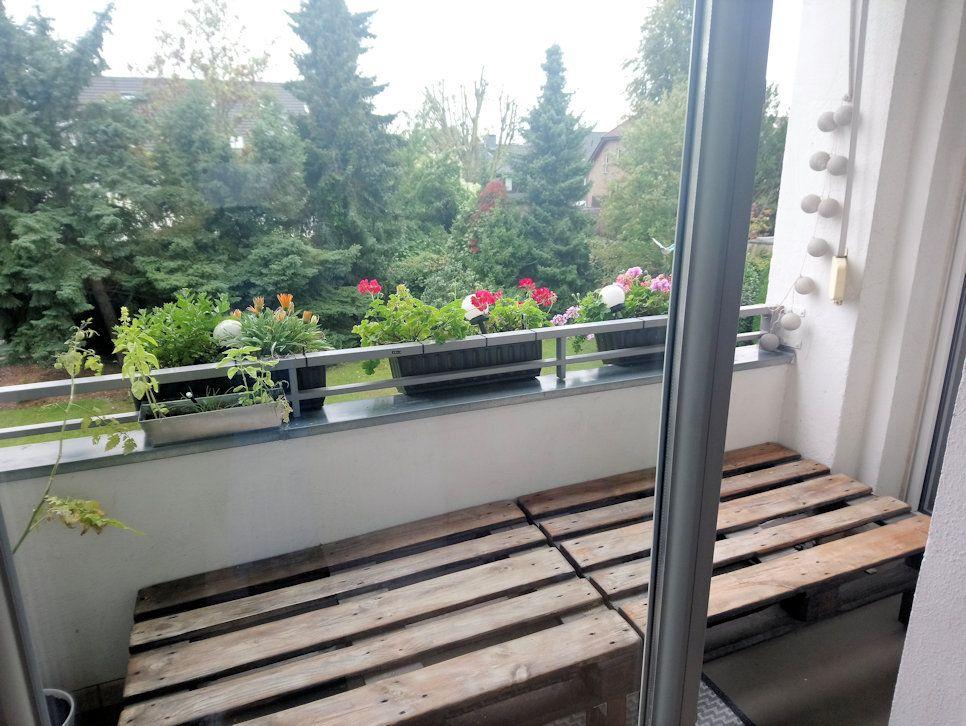 Balkon -- PLATZ FÜR DIE GANZE FAMILIE - MIT BALKON - UNTERRATH!