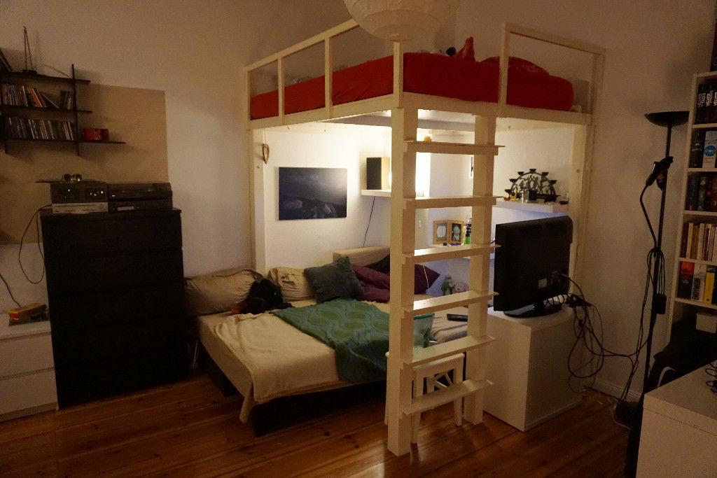 1 Zimmer Wohnung Zu Vermieten 592 44 M² Stargarder Str 38a 10437 Berlin Prenzlauer Berg