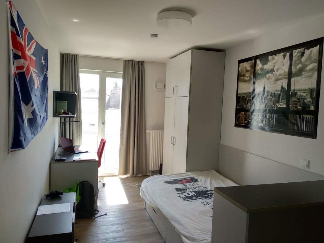 1 Zimmer Wohnung Zu Vermieten Am Klaperberg 11 30167 Hannover Nordstadt Mapio Net