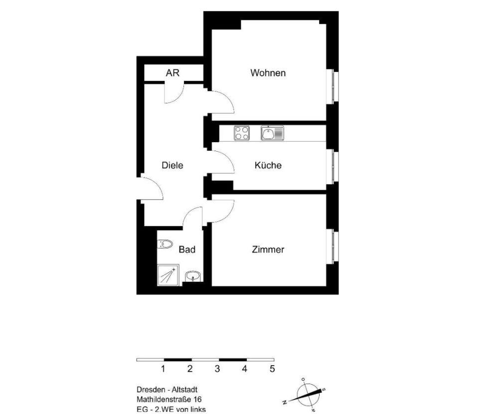 IMG_1753 -- 2Z-Wohnung in Dresden, Pirnaische Vorstadt