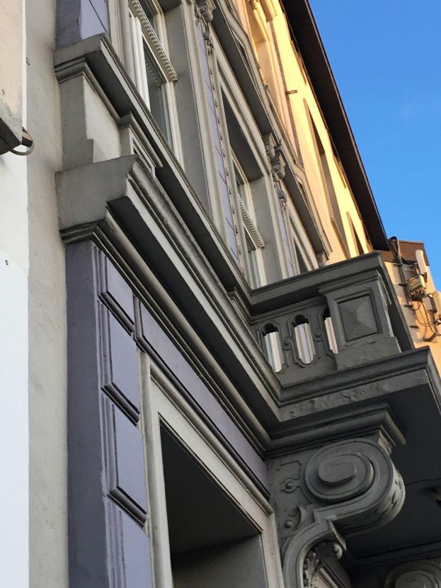 Front -- 2-Zimmer Apartment im Herzen des Aachener Studentenviertels direkt am Ponttor