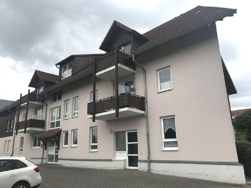 Ansicht -- 2-R-Eigentumswohnung am Golfplatz von Possendorf