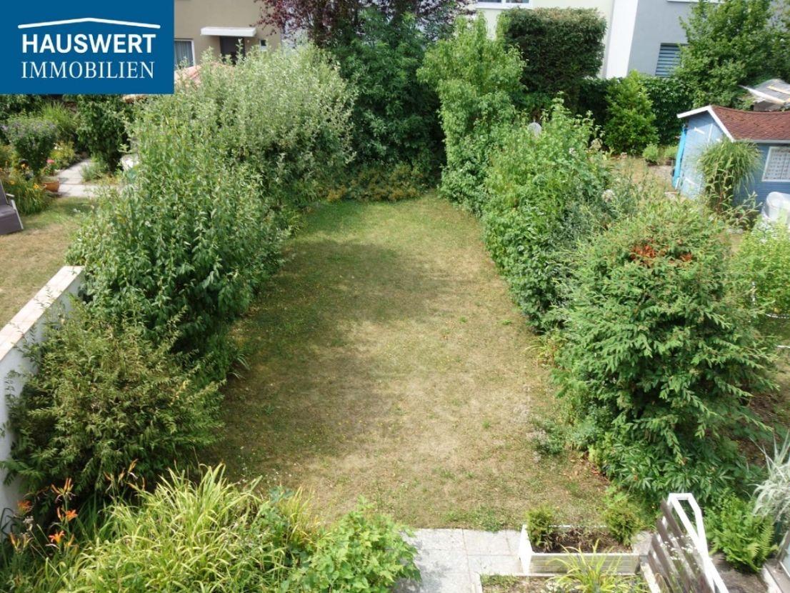 Garten -- Sonniges, gepflegtes Reihenhaus in ruhiger Lage von Schwalbach
