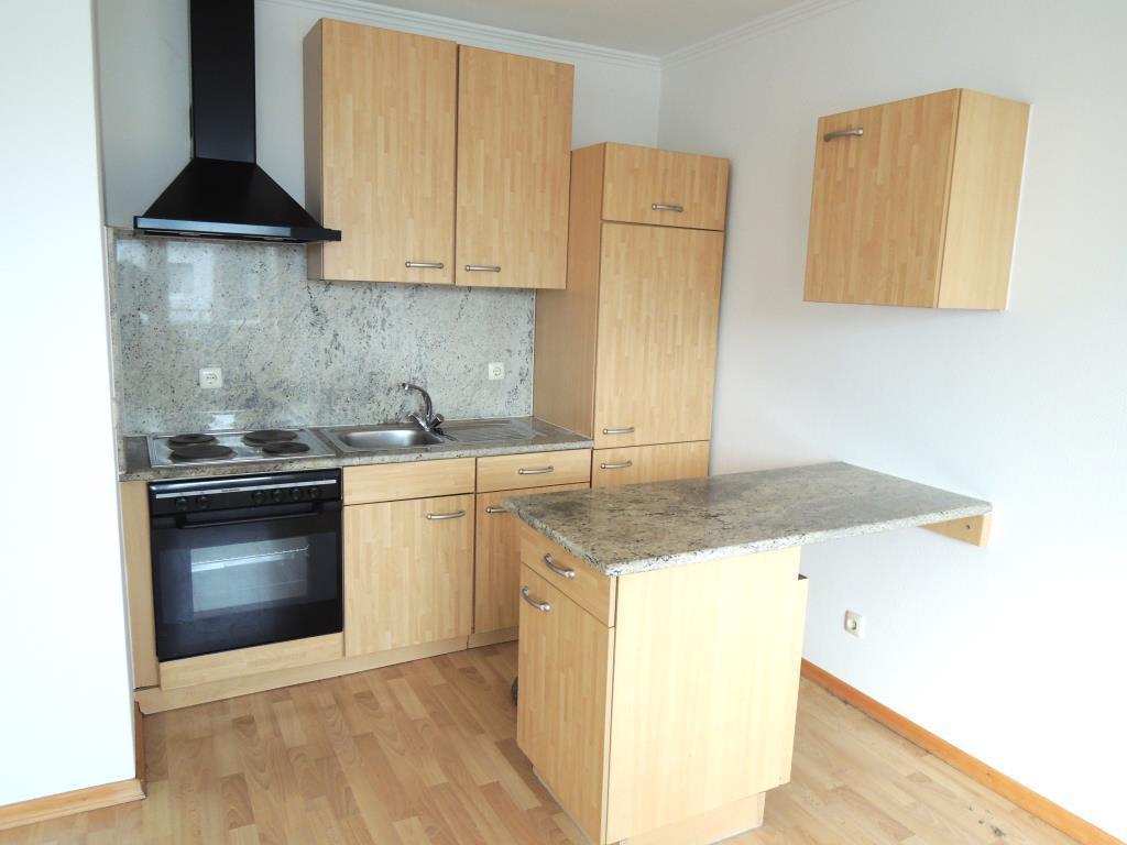 Küche -- Hilden-Nord, Apartment mit Pantry-Küche und Balkon - für WE-Pendler oder Studenten