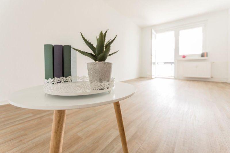 Foto -- Schön grün + frisch saniertes Objekt = perfekt