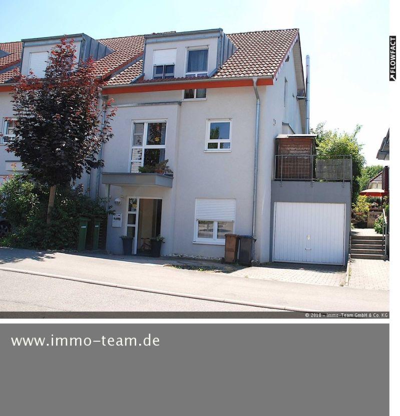 Willkommen Zuhause! -- Modern Living! Attraktives REH in Remseck-Hochberg! Terrasse*Garten*Garage*