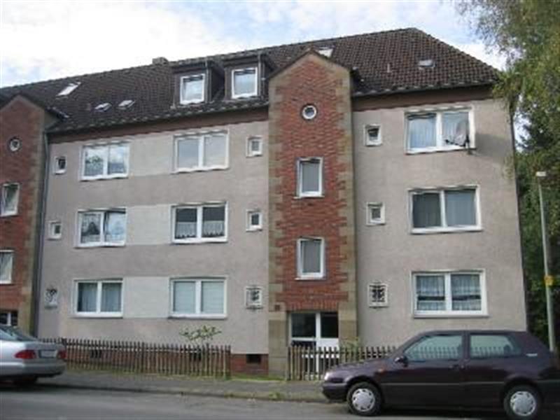 200 AUSSENANSICHTEN -- Smarter Wohnen: interessante 2-Zimmer-Wohnung