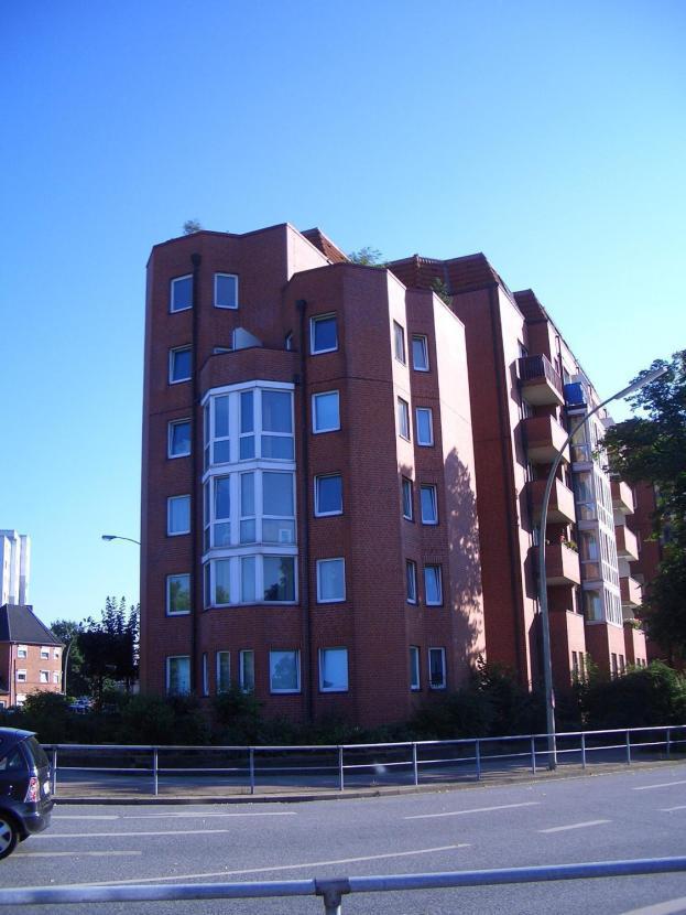 Nähe S-Bahn Bergedorf -- Großes 1 Zimmer-Appartement in Hamburg-Bergedorf