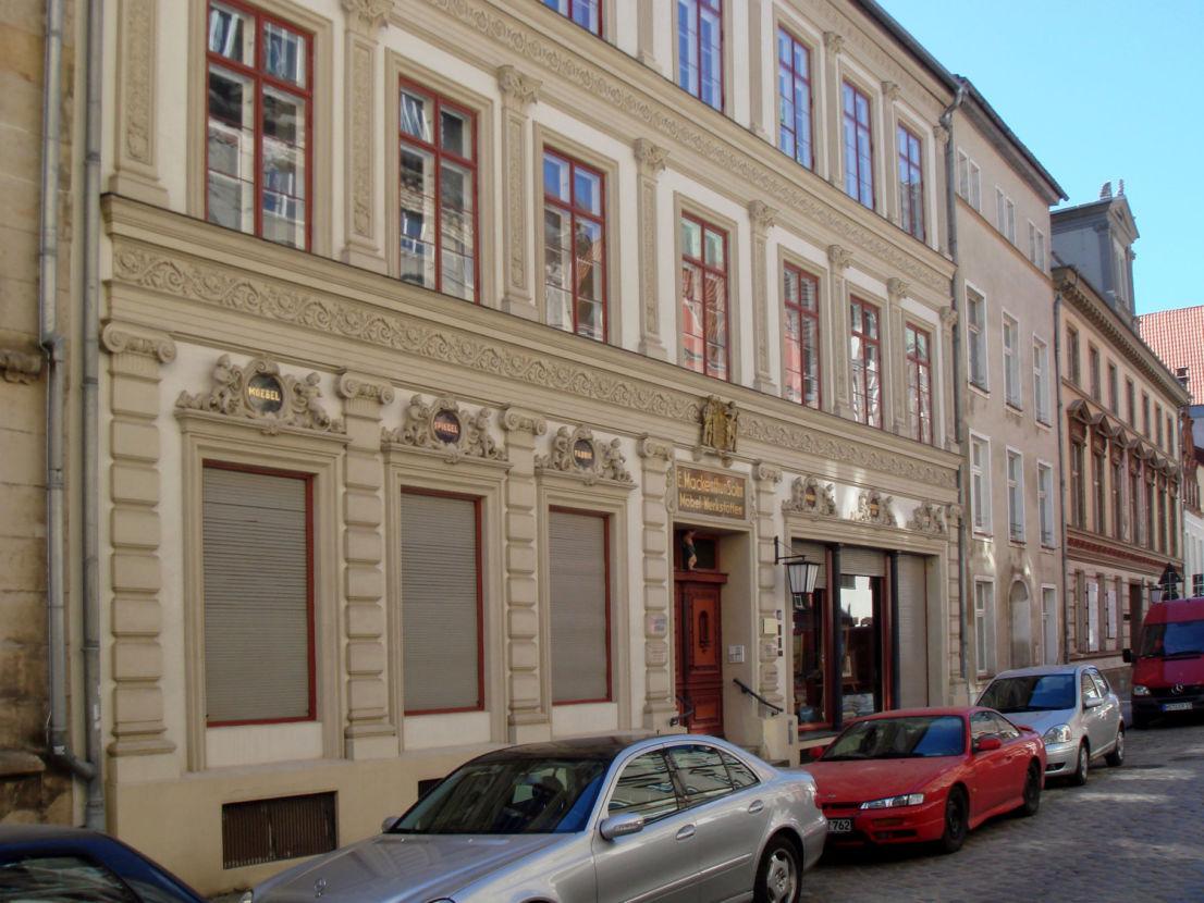 Baden15Front2007_1 -- Schöne, geräumige Einzimmerwhg in Stralsund, Altstadt