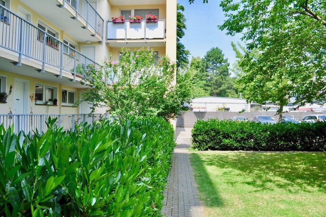 Hausansicht -- 3-Zimmerwohnung in Düsseldorf-Derendorf!