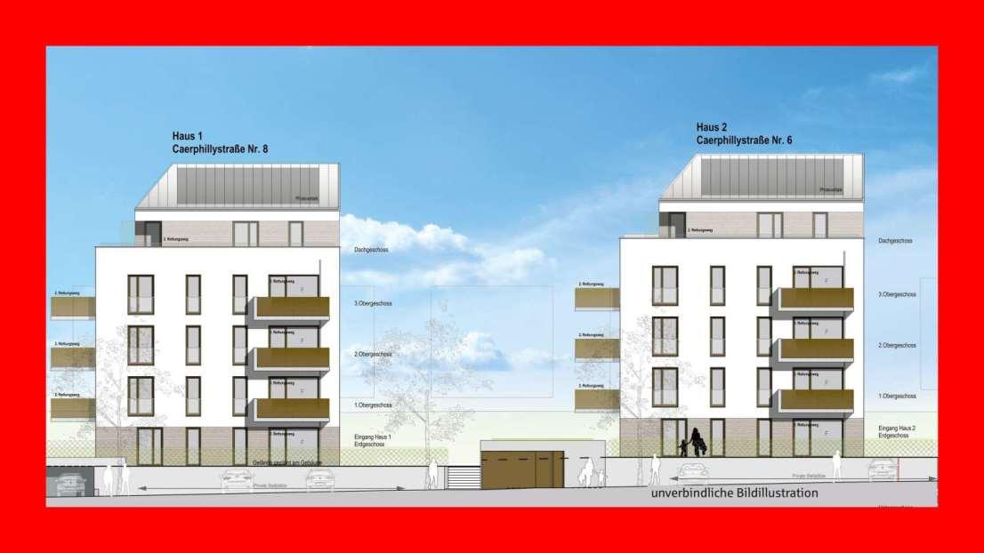 2 Zimmer Wohnung Zum Verkauf 71638 Ludwigsburg Mapionet
