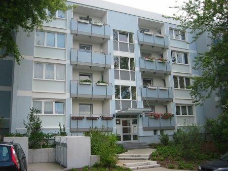 Außenansicht -- Die passende Wohnung von VIVAWEST mit Wohnberechtigungsschein.