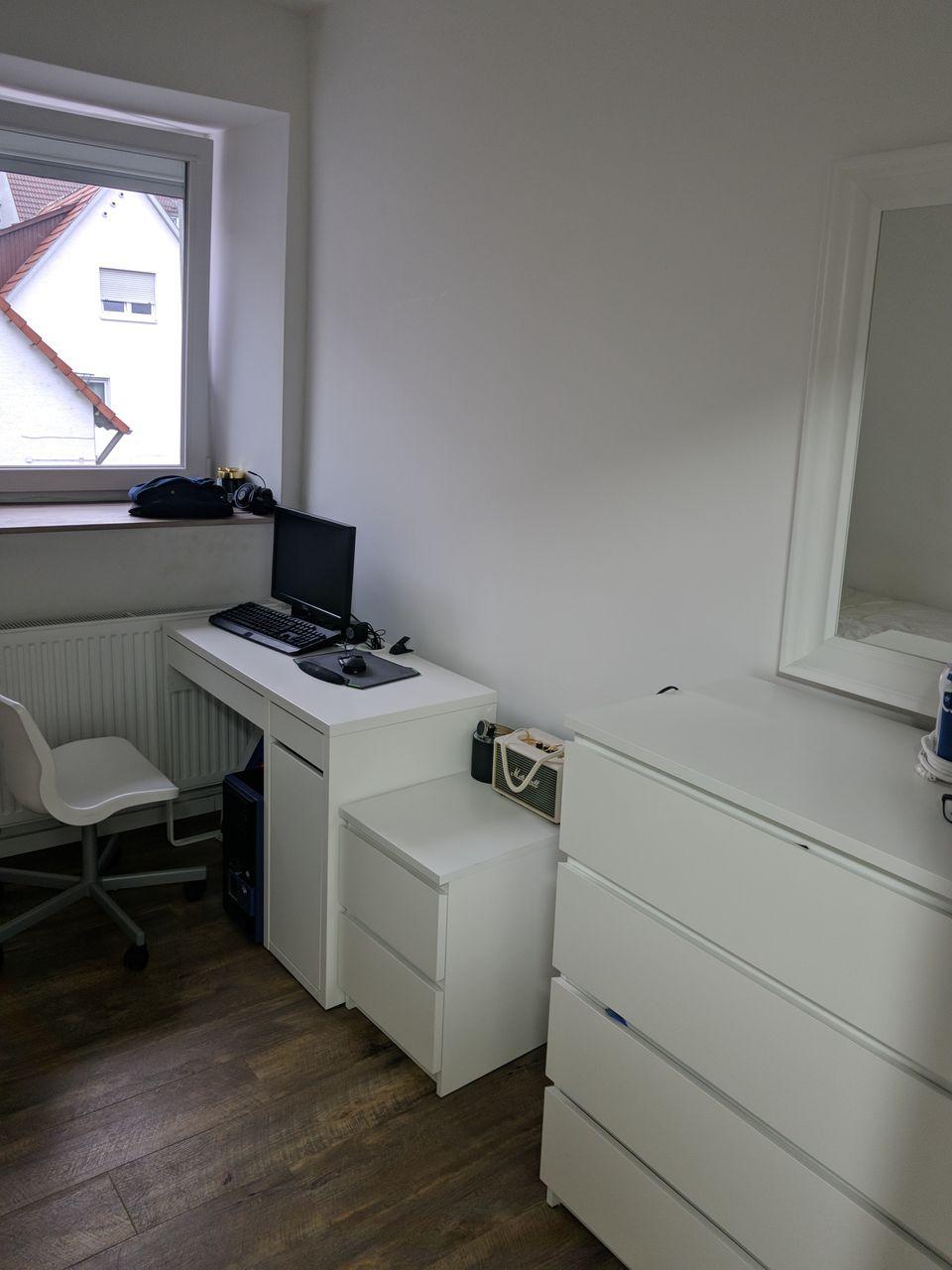 1 Zimmer Wohnung Ludwigsburg
