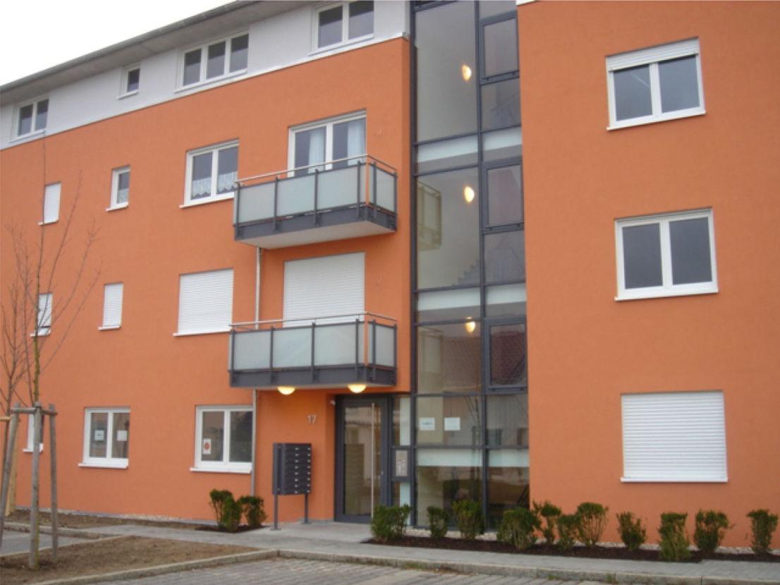 2 Zimmer Wohnung Zu Vermieten Willi Wörner Weg 17 76448