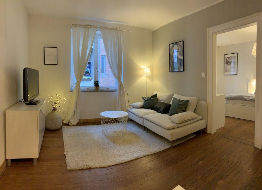 Wohnzimmer Stuttgart West | 2 Zimmer Wohnung Zu Vermieten Gutenbergstrasse 128 A 70197