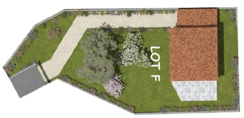 Vente terrain 535 m2