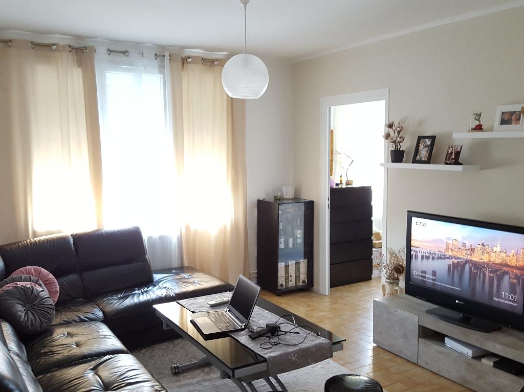 Vente appartement 4 pièces 67,2 m2