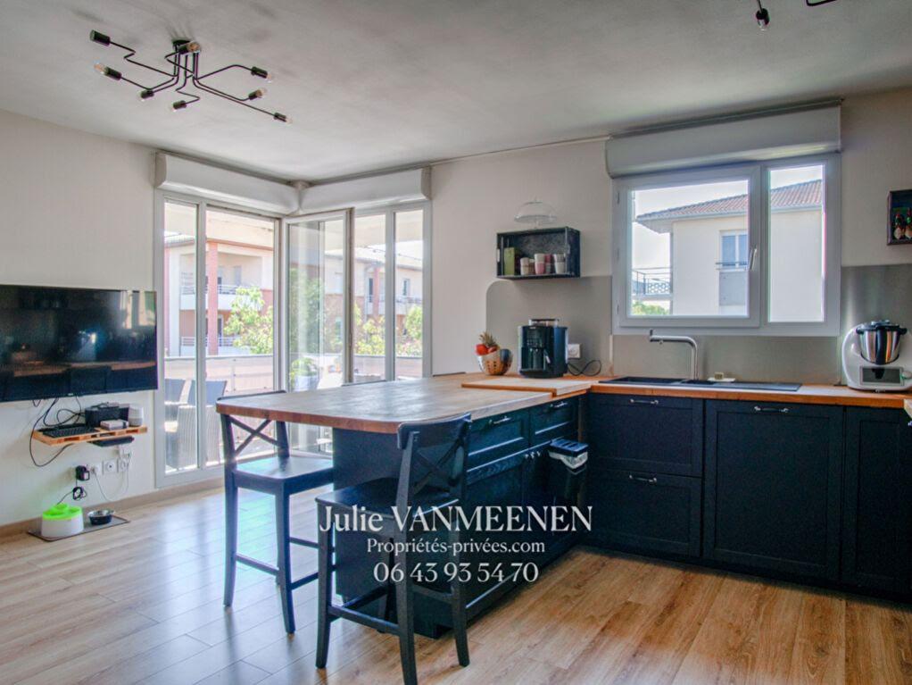 Vente appartement 3 pièces 52,09 m2