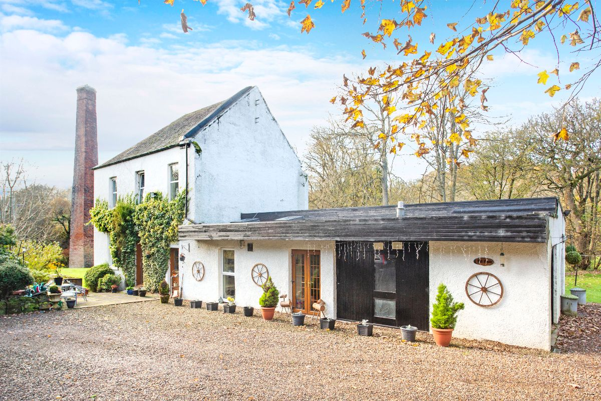 Land For Sale, Mill House, Land & Silverwitch Kennels, Penicuik ...