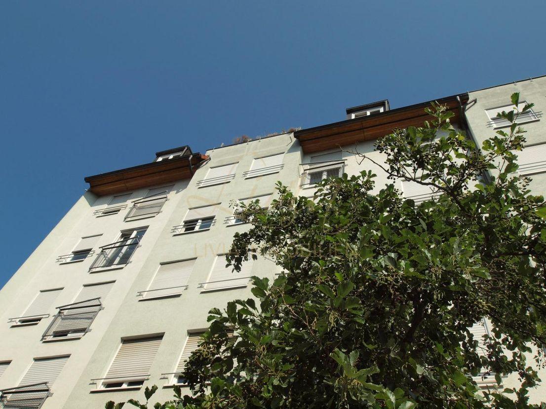 Fassade -- LIVIA-IMMO.DE :-) +WEMS ZU WOHL, DER ZIEHT NACH GOHLIS...MIT EBK+TIEFGARAGE+LIFT+OFFENE KÜCHE+BAD...