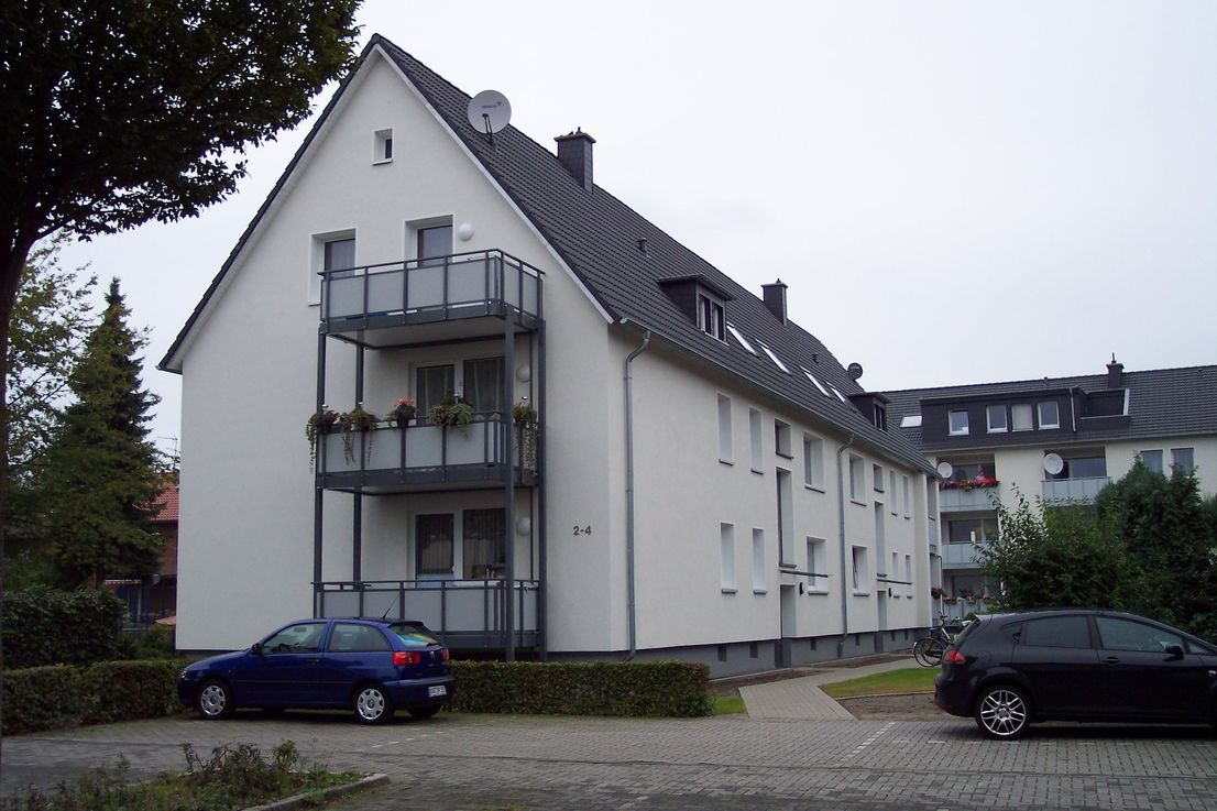 23 2-Zimmer Wohnungen in Borken zur Miete