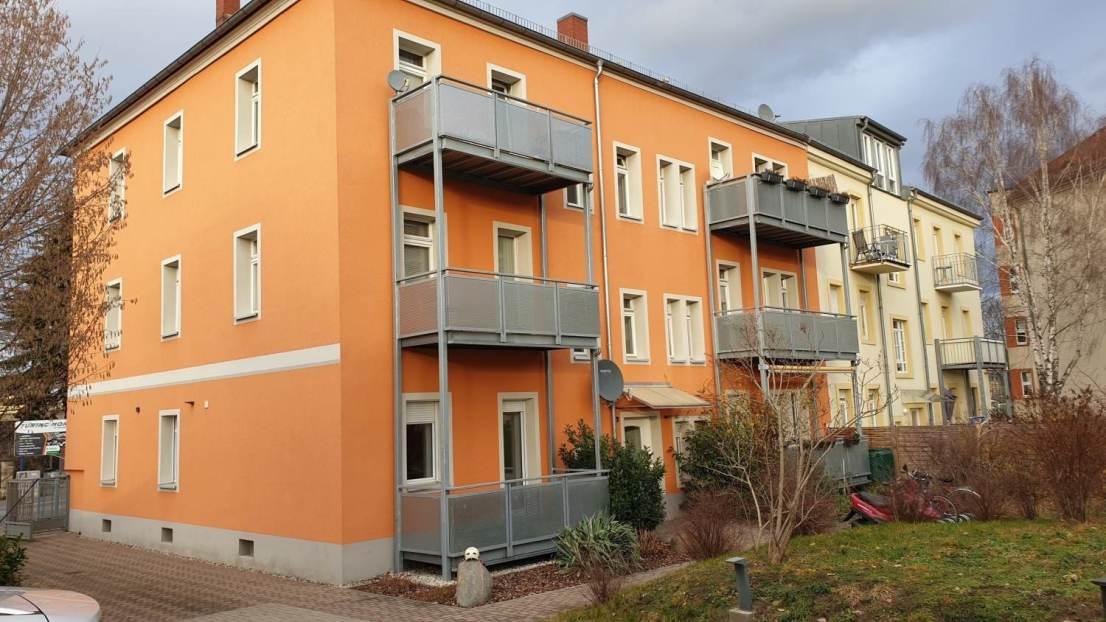 8853401 -- Bezugsfrei! 2-Zimmer-ETW mit Balkon und Gartenanteil