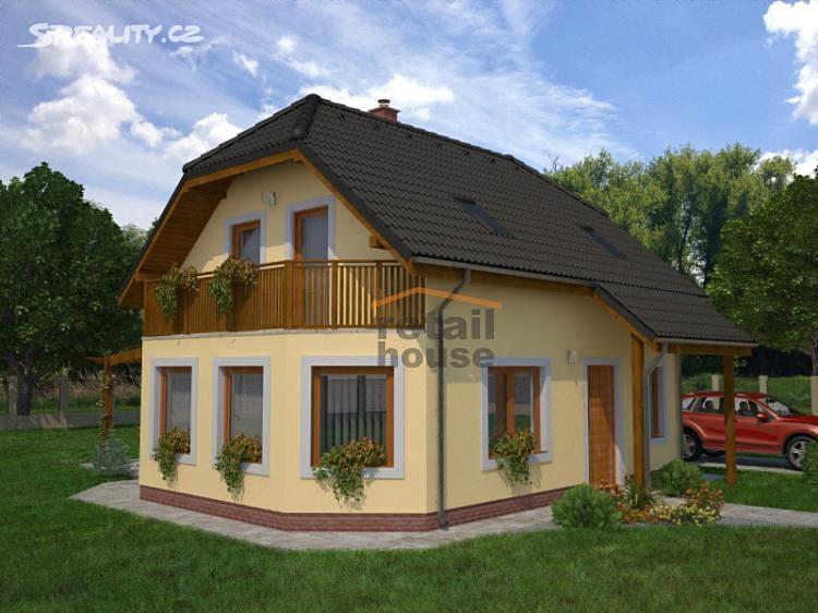 Prodej  projektu na klíč 106m², pozemek 69m², Zdemyslice, okres Plzeň-jih