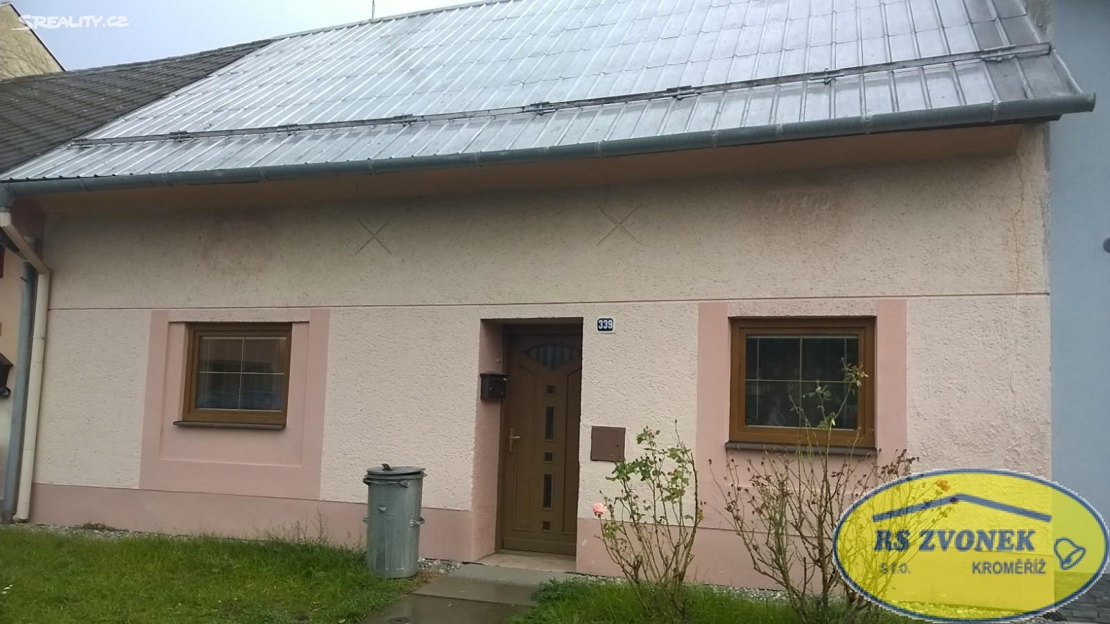 Prodej  rodinného domu 90m², pozemek 158m², Čechova, Hulín