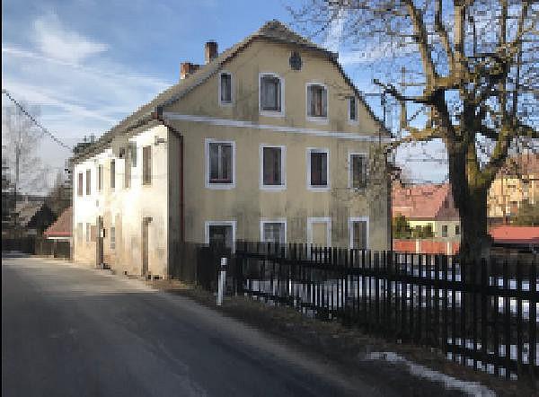 Staré Křečany, okres Děčín