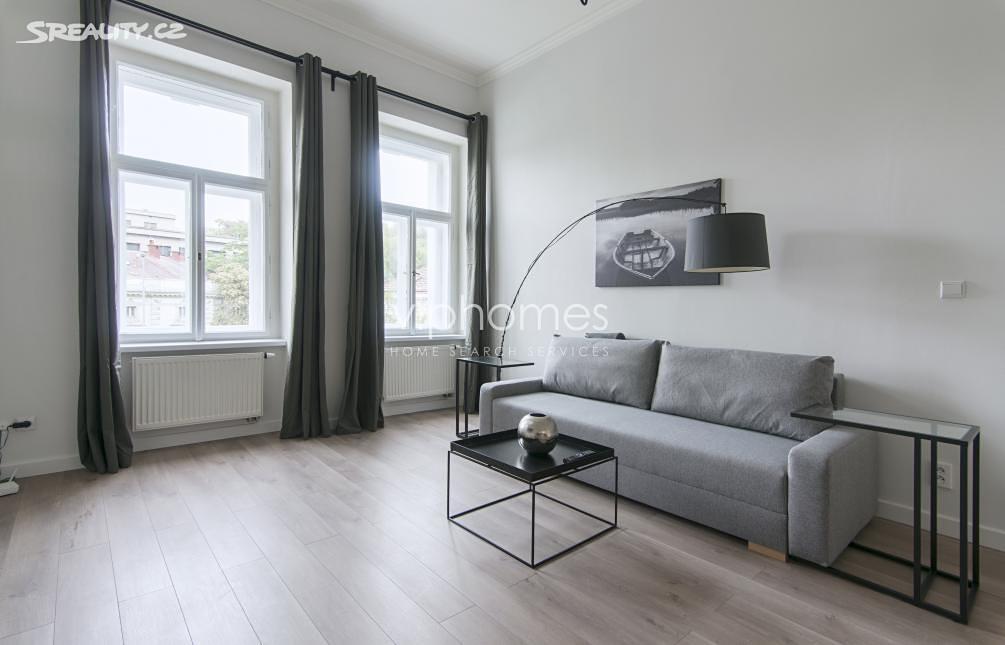 Pronájem bytu 3+1107m², Řehořova, Praha 3 - Žižkov