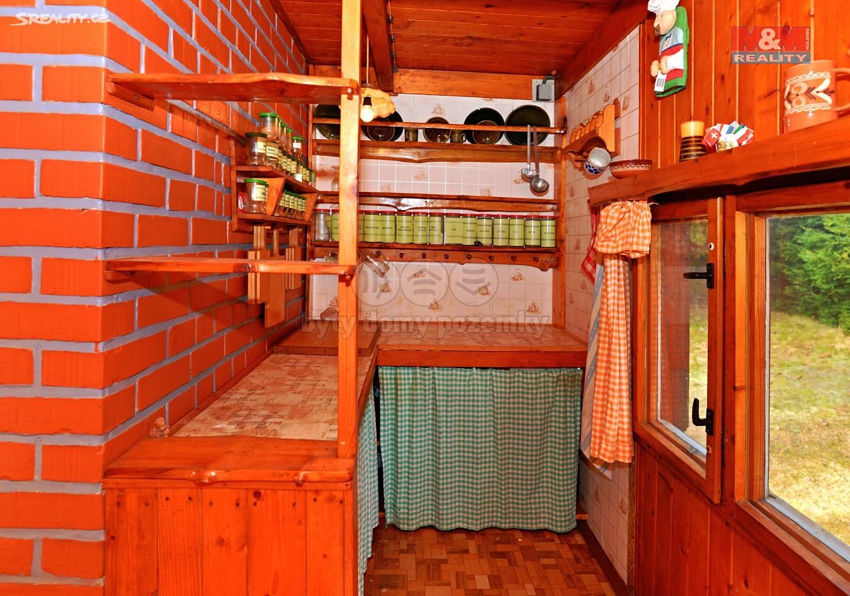 Prodej  chaty 74m², pozemek 368m², Klokočov - Klokočovská Lhotka, okres Havlíčkův Brod