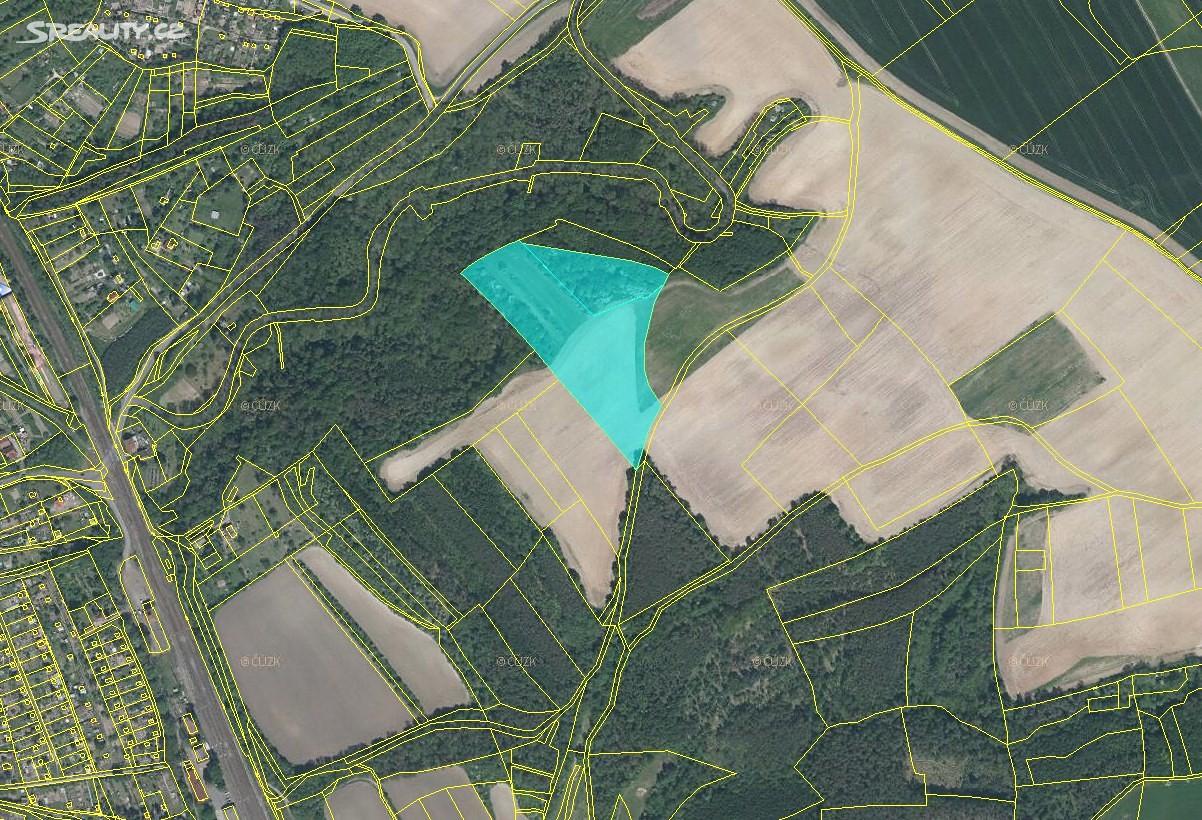 Prodej  pole 41634m², Štětí, okres Litoměřice