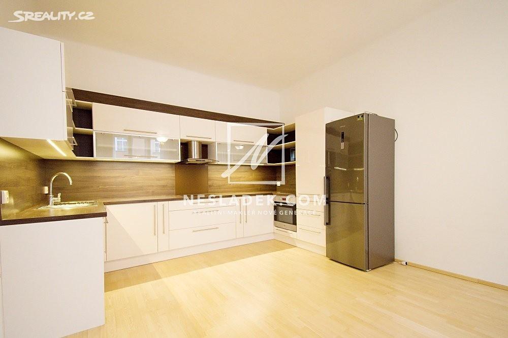 Pronájem bytu 4+kk 104m², Eliášova, Praha 6 - Bubeneč