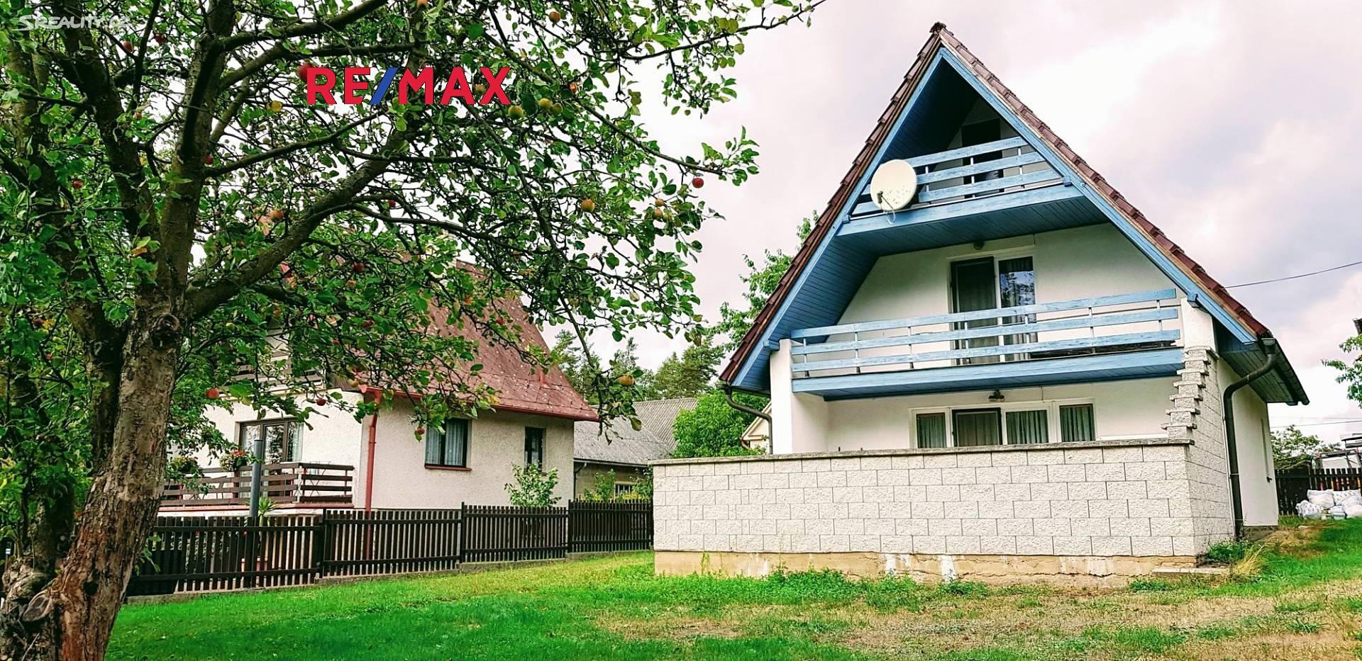 Prodej  chalupy 130m², pozemek 319m², Dobšín, okres Mladá Boleslav