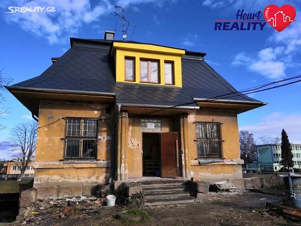 Prodej  rodinného domu 234m², pozemek 1196m², Heritesova, Opava - Předměstí