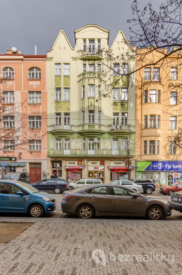Moskevská, Praha - Vršovice