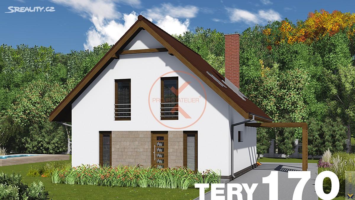 Prodej  rodinného domu 151m², pozemek 600m², Libušín, okres Kladno