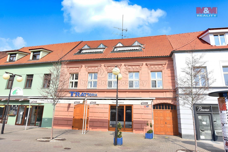 Jiřího náměstí, Poděbrady - Poděbrady I, okres Nymburk