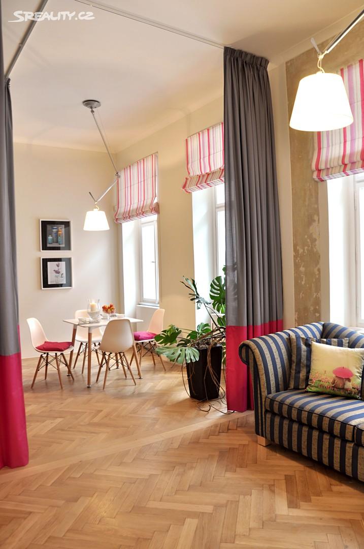 Prodej bytu 2+kk 49m², Řehořova, Praha 3 - Žižkov