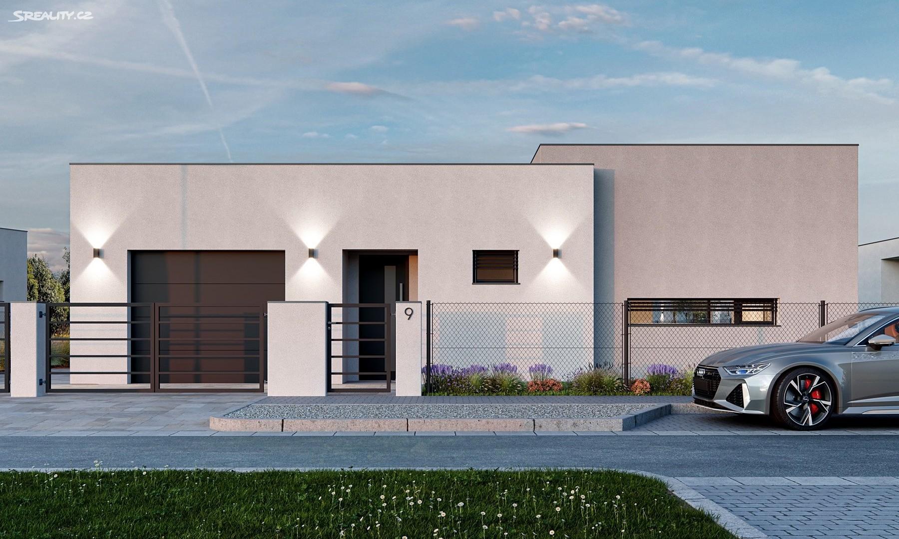 Prodej  rodinného domu 185m², pozemek 1007m², Pardubice - Hostovice, okres Pardubice