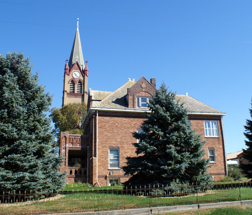 Saint Helena, NE: Catholic Rectory