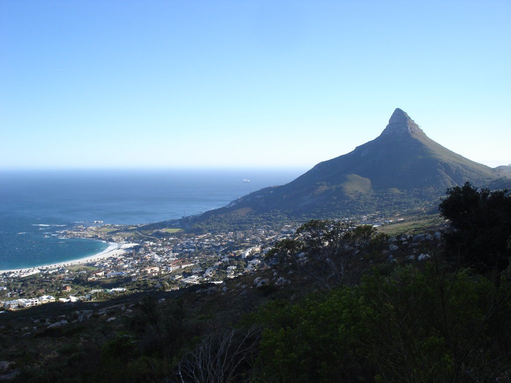 Early morning Lion's Head