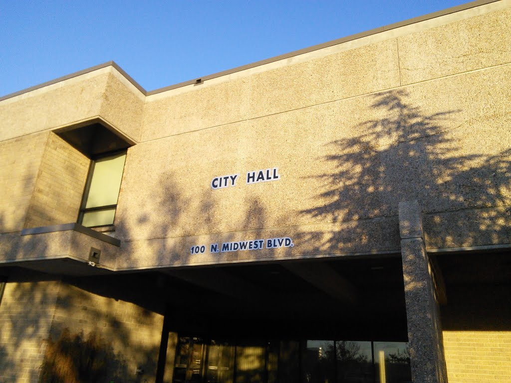 City Hall of Midwest City