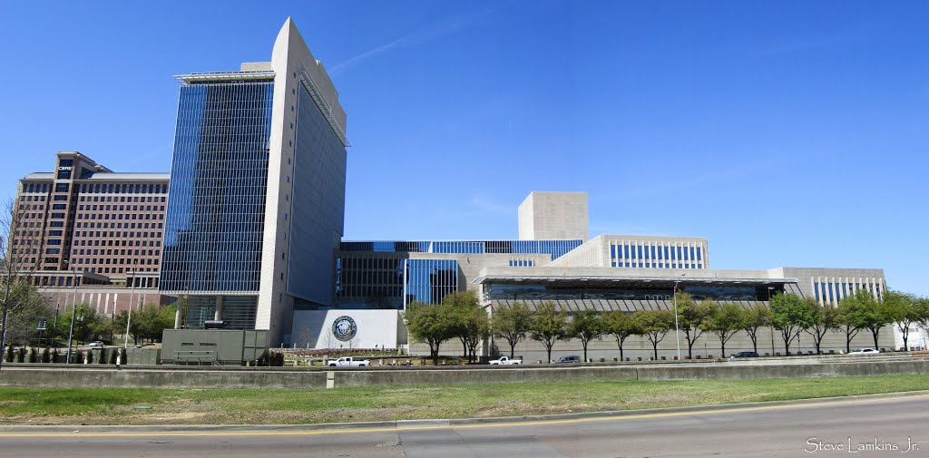 Federal Reserve Bank of Dallas: Eleventh District, Downtown
