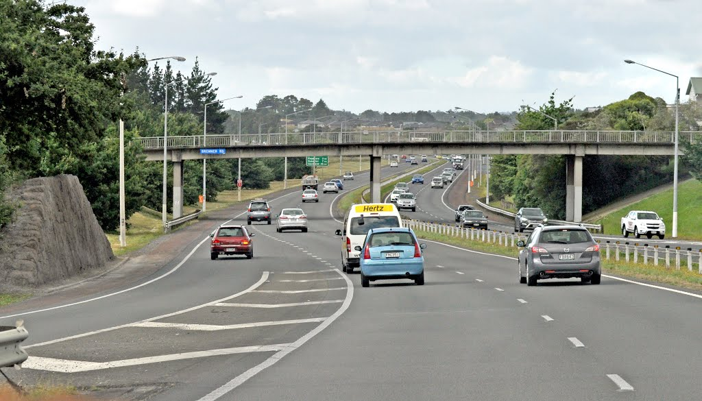Auckland Motorways