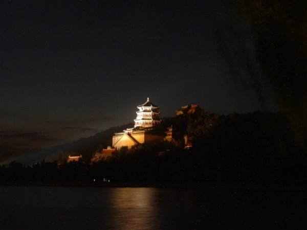 Summer Palace by night