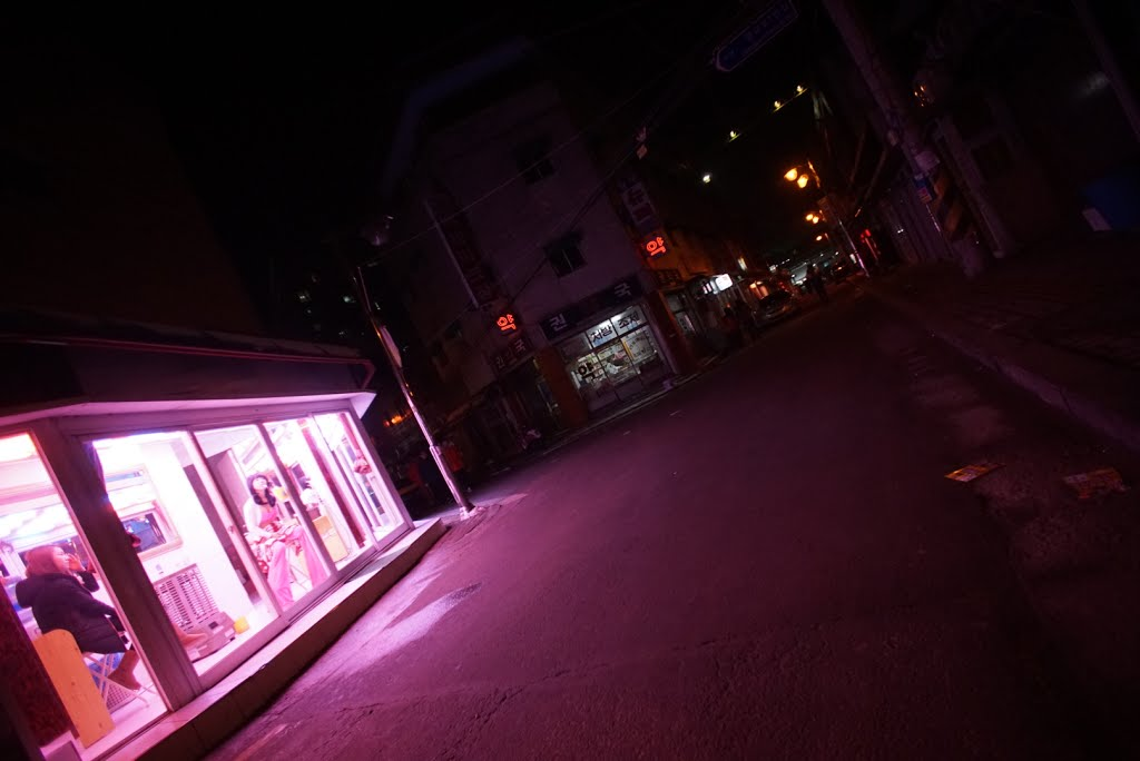 Red Light District In Suwon Korea Shot With My Sony A7 Using The Remote App On My Phone Mapio Net