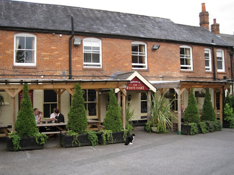 White Hart Hotel Andover